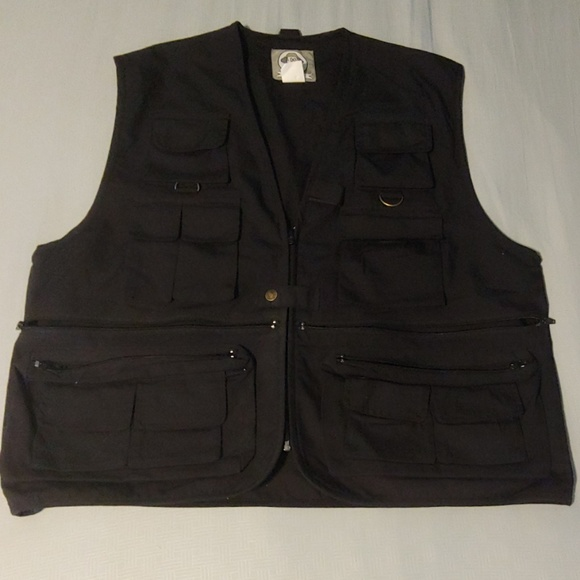 uncle milty Other - 3/$30 Mens Fishing & Travel Multipocket Vest NWOT